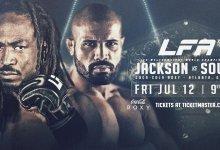 Uitslagen : LFA 71 : Jackson vs. Souza
