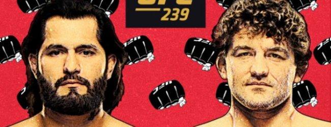 Jorge Masvidal schrijft geschiedenis met snelste knockout