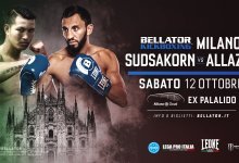 Sudsakorn Sor Klinmee vs. Chingiz Allazov is het Main Event van Bellator Kickboxing 12