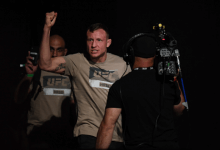 Jack Hermansson en Jared Cannonier verzorgen het Main Event voor UFC Kopenhagen