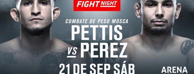 Drie gevechten toegevoegd aan UFC Mexico City