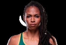 Luana Carolina moet UFC Shenzhen partij laten varen vanwege ernstige blessure