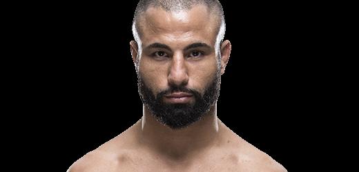 John Makdessi haakt af met blessure en komt niet in actie tijdens UFC 241