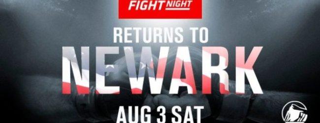 Cole Williams pakt short notice partij tegen Claudio Silva tijdens UFC Newark