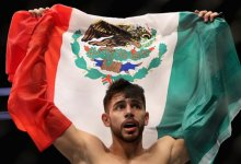 Yair Rodriguez vs. Jeremy Stephens is gereed voor UFC Mexico op 21 september
