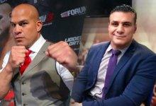Tito Ortiz vs. Alberto Del Rio bevestigd voor Combate Americas evenement
