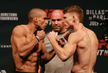 Edson Barboza vraagt UFC contract te ontbinden