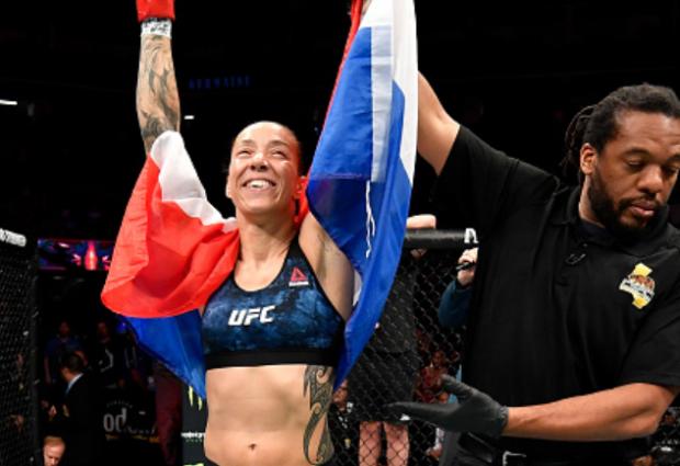 BREAKING: Amanda Nunes vs. Germaine de Randamie op UFC 245