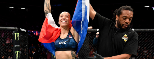 BREAKING: Amanda Nunes vs. Germaine de Randamie op UFC 245