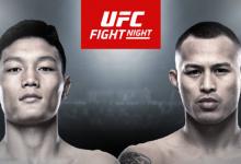 Su Mudaerji vs. Andre Soukhamthath toegevoegd aan UFC Shenzhen card