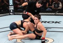 Mackenzie Dern vs. Amanda Ribas toegevoegd aan UFC Tampa