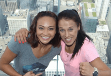 """Joanna Jedrzejczyk vs. Michelle Waterson is het Main Event voor UFC San Francisco"""