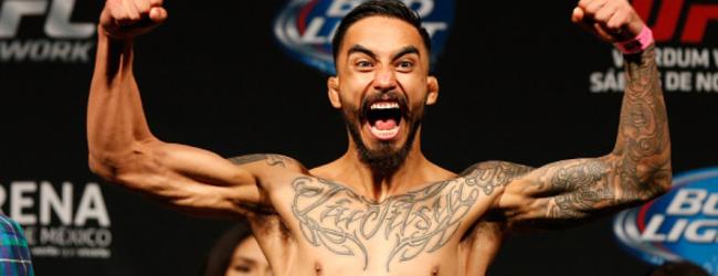 Jose Quinonez vs. Carlos Huachin toegevoegd aan UFC Mexico City