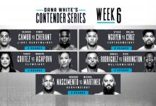 Uitslagen : DWCS Season 3 Week 6 : Camur vs. Cherant