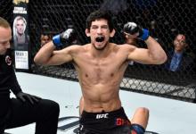 Ongeslagen Manny Bermudez treft Casey Kenney tijdens UFC 241 in Anaheim