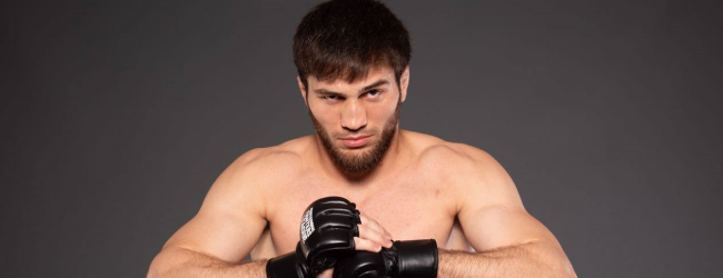 Shamil Gamzatov vs. Klidson Abreu is het eerste gevecht voor UFC Moskou