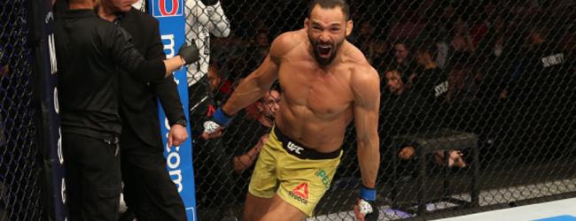 UFC boekt Khaos Williams vs. Michel Pereira op 19 december