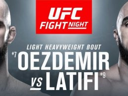 Visumproblemen zorgen voor verplaatsing gevecht Oezdemir vs. Latifi