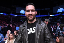 Dominick Reyes vs. Chris Weidman is het Main Event voor UFC Boston