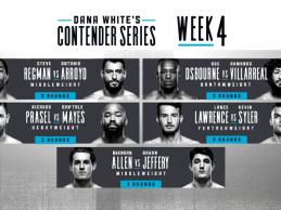 Uitslagen : DWCS Season 3 Week 4 : Regman vs. Arroyo