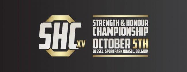 Win tickets voor Strength & Honour Championship XV