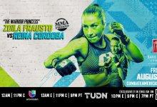 Uitslagen : Combate Americas 41 : Frausto vs. Cordoba