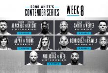 Uitslagen : DWCS Season 3 Week 8 : Alacabek vs. Knight