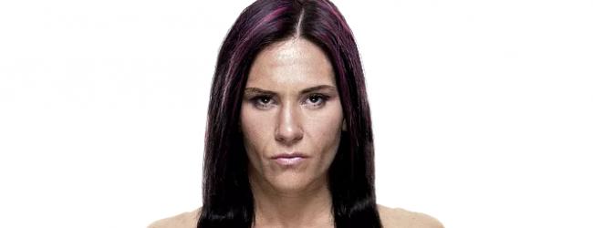 UFC zegt Cat Zingano vaarwel