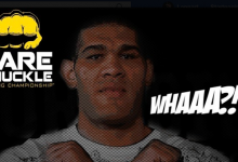 Antonio 'Bigfoot' Silva naar Bare Knuckle FC