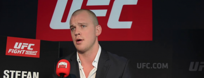 """Video interview Stefan Struve: """"Mijn nieuwe contract bevat zes gevechten"""""""