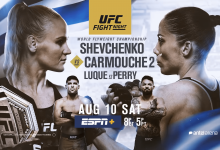 Uitslagen : UFC on ESPN+ 14 Montevideo : Shevchenko vs. Carmouche 2