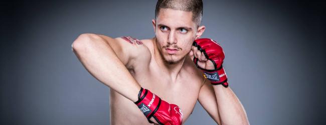 18-Jarige Aviv Gozali zet snelste Submission in de historie van Bellator MMA op zijn naam