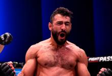 Kevin Holland treft Antonio Arroyo tijdens UFC Fight Night 164 in São Paulo