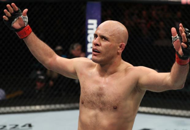 Siyar Bahadurzada vs. Ismail Naurdiev toegevoegd aan UFC Kopenhagen