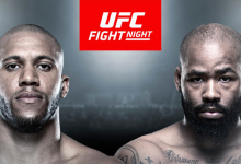 Gane vs. Mayes, Pavlovich vs. Greene & Ray vs. Johnson toegevoegd aan UFC Singapore