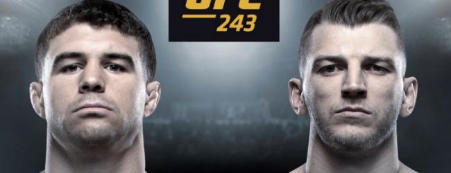 Al Iaquinta vs. Dan Hooker toegevoegd aan UFC 243 in Melbourne