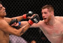 Clay Collard maakt comeback tijdens UFC 241 tegen Devonte Smith in Anaheim