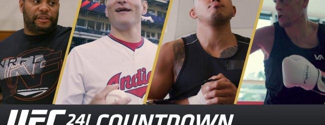 UFC 241 Countdown: Cormier vs. Miocic en Pettis vs. Diaz