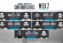 Uitslagen : DWCS Season 3 Week 7 : Morales vs. Park