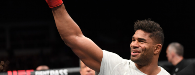 Alistair Overeem vs. Walt Harris is het Main Event van UFC Washington