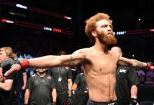 """""""Violent Bob Ross"""" maakt opwachting tegen Matt Frevola tijdens UFC Tampa"""