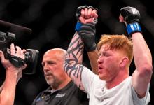 Ed Herman vs. Gadzhimurad Antigulov toegevoegd aan UFC Moskou