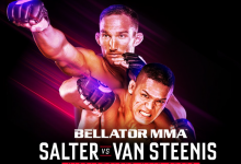 John Salter vs. Costello van Steenis is het Main Event voor Bellator 233 in Thackerville