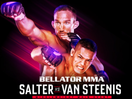 John Salter vs. Costello van Steenis is het Main Event voor Bellator 233 in Thackerville