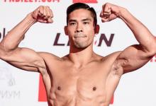 Tyson Nam vervangt Alex Perez tegen Sergio Pettis tijdens UFC Mexico City