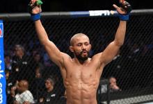 Deiveson Figueiredo vs. Timothy Elliott toegevoegd aan UFC Fight Night 161 evenement