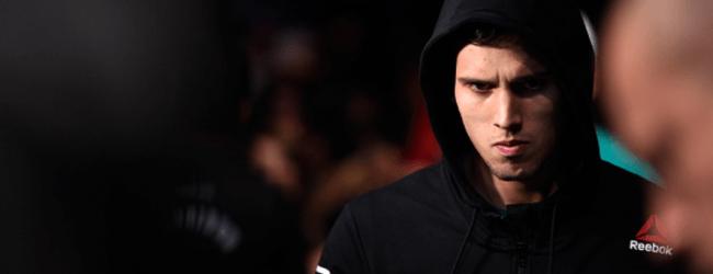 Zuid-Amerikaans onderonsje tussen Claudio Puelles en Marcos Mariano tijdens UFC Mexico City