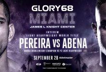 Uitslagen : GLORY 68 : Miami