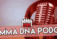MMA DNA Podcast II: UFC 242