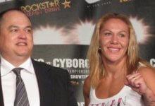 BREAKING : Cris Cyborg tekent contract bij Bellator